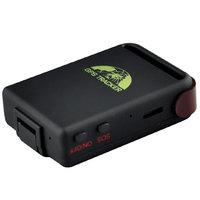 HOT Mini GSM GPRS GPS Tracker Vehicle Tracker TK102 Vehicle Tracking System