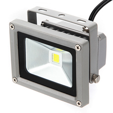 Best Price 12V 10W High Power LED Flood Wash Light Warm White 800LM Outdoor Floodlight Lamp Bulb IP65
