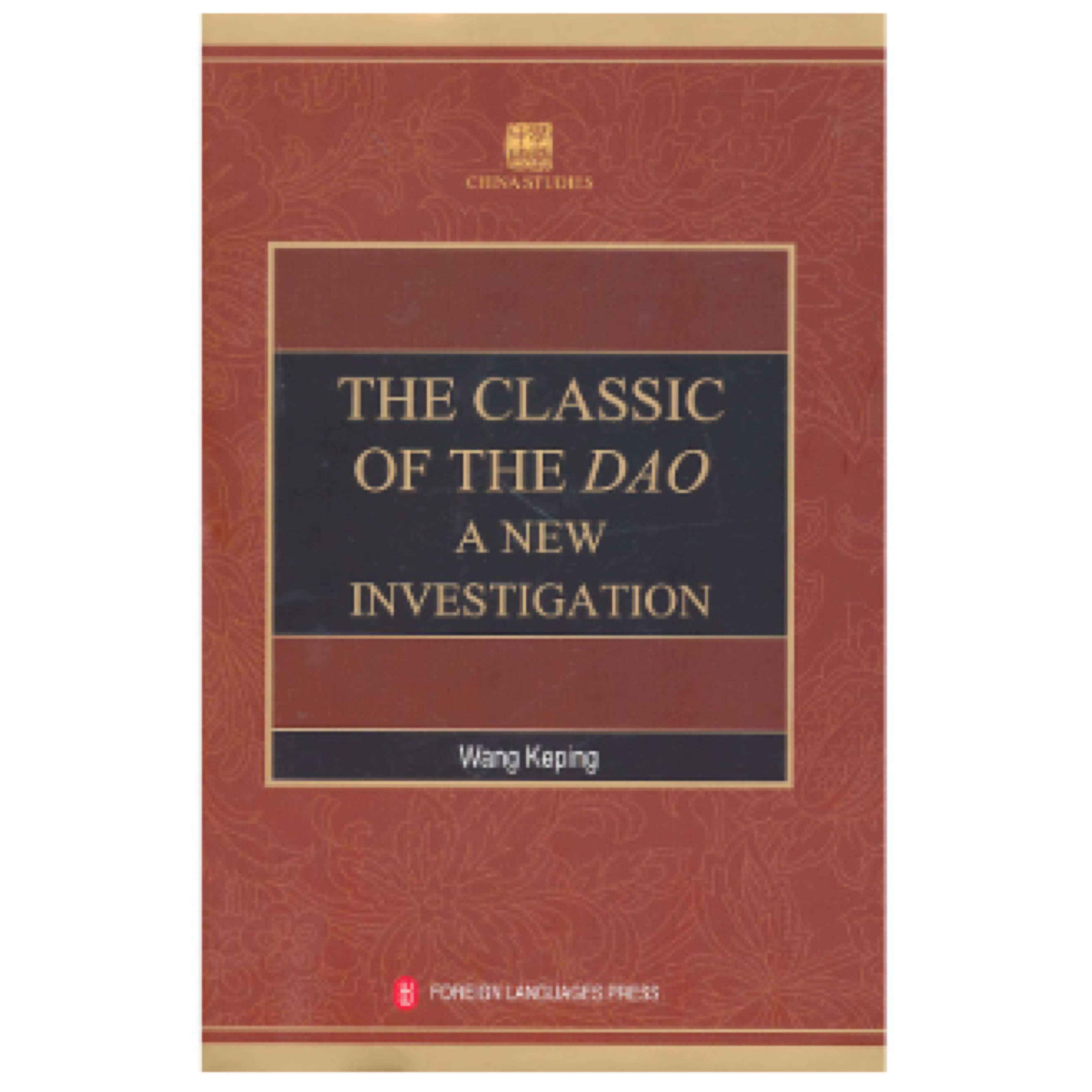 The Classic Of The Dao A New Investigation Language English Paper Book Keep On Lifelong Learning As Long As You Live-175