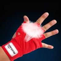 De boxe Bandage Bandeau Poignet Wraps Main et du Poignet Soutien Powerlifting Gym Fitness Doigt Mains Protection