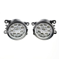 For Car Styling LED Fog LightsRenault DUSTER Closed Off Road Vehicle 2012 2015 Car Led Fog