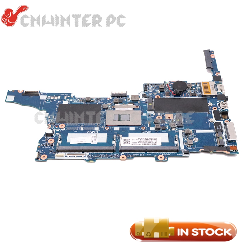 NOKOTION For HP EliteBook 840 G3 850 G3 Laptop Motherboard I7-6500U CPU 826807-601 826807-001 6050A2822301-MB-A01NOKOTION For HP EliteBook 840 G3 850 G3 Laptop Motherboard I7-6500U CPU 826807-601 826807-001 6050A2822301-MB-A01