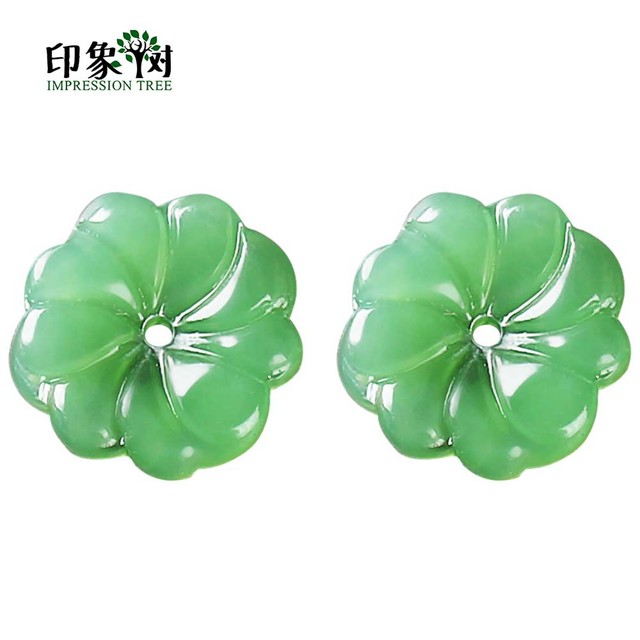 Gradient Color Lampwork Beads 10pcs 15mm Daisy Flower Petal Shape Glass Charm Handmade Ornaments DIY Jewelry Makings 16025