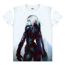 BLAME T shirts kawaii Japanese Anime t shirt Manga Shirt Cute Cartoon Killy Cosplay shirts 45662208358
