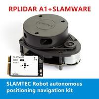 100 комплектов SLAMTEC RPLIDAR A1 lidar + SLAMWARE SLAM комплект навигации для автономной локализации