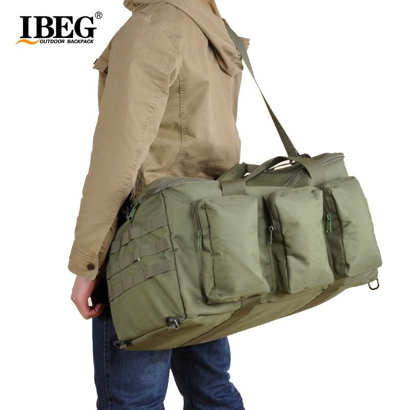 Haute qualité hommes militaire armée militaire tactique sac à dos Molle Nylon Camping Trekking Camouflage sac voyage sac à dos - 6