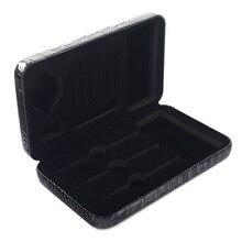 Cuesul Профессиональный Чехол для дротиков, черный PU коробка для Tungten Steepl мягкий наконечник Дротика CSDC002