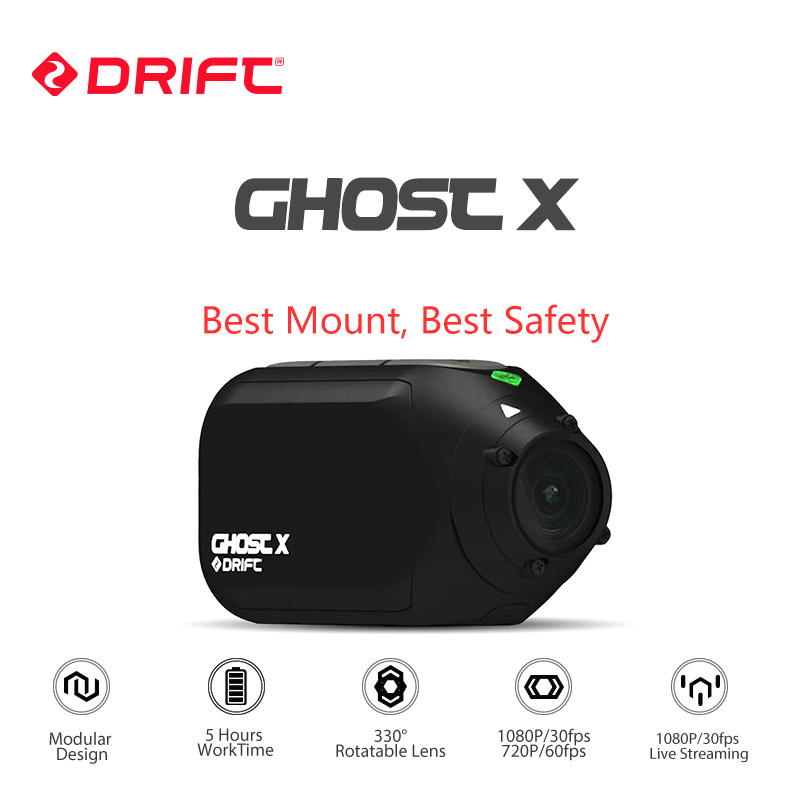 Drift Ghost X Action Camera 1