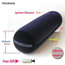 Sex Furniture Inflatable Sofa Toughage Sexual Position Sex Pillow Multifunctional Magic Cushion With Pump Sex Toys for Couples(China)