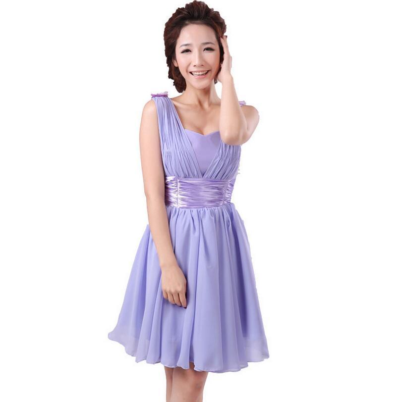 Lujoso Vestidos De Las Damas De Luz Púrpura Colección de Imágenes ...