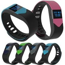 Новый arrivalssmart браслет сердечного ритма Мониторы Водонепроницаемый Bluetooth Умные часы Бесплатная доставка XP15M13