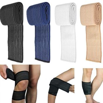 Elastic Bandage Tape Sport Knee Support Strap Knee Pads Protector Band for Joelheira Ankle Leg Elbow Arm Wrist Wrap #15