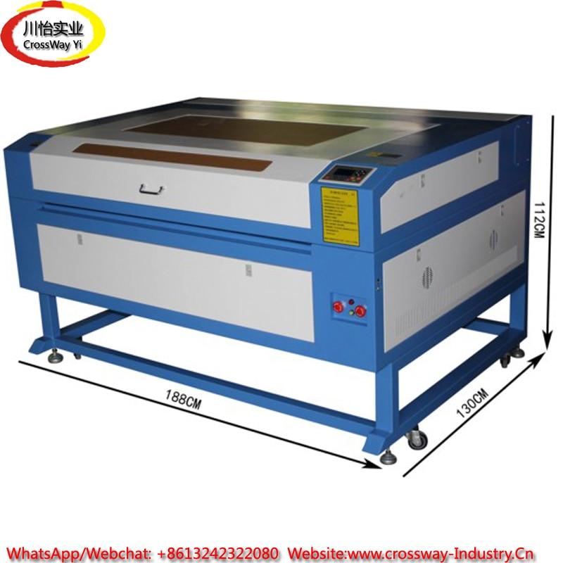Hot co2 laser cutter cutting machine 1390