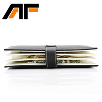 AF New Fashion Women Gift Earring Holder Display Bag For 48 Pairs Earrings Travel Makeup Organizer