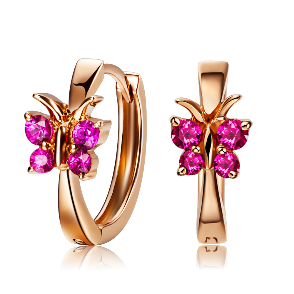 fine ear products perspective jacket jewelry rochic earrings gold designer diamond rose volant