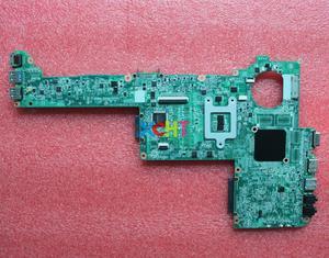 Image 2 - Pour Toshiba L840 L845 A000175320 DABY3CMB8E0 HM76 carte mère dordinateur portable testée