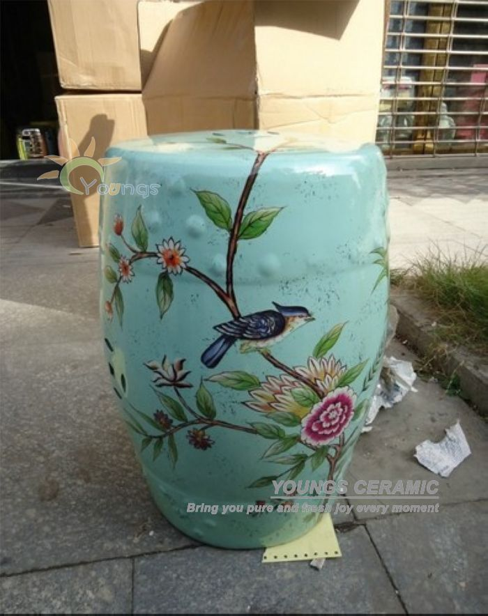 Aliexpresscom Buy Indoor Furniture Chinese Ceramic Garden Stool