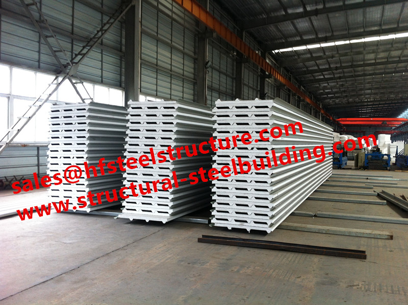 Chinese Walk In Cold Room Design And Modular Cold Storage Made Of EPS Sandwich Panel And Cold Room Panels (for Roof)