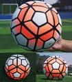 Calidad Nuevo 2016 Tamaño Oficial 5 balón de Fútbol Balón de Fútbol Balón De Fútbol Partido de Entrenamiento LIGA antideslizante de Cuero de LA PU Bola de Futbal