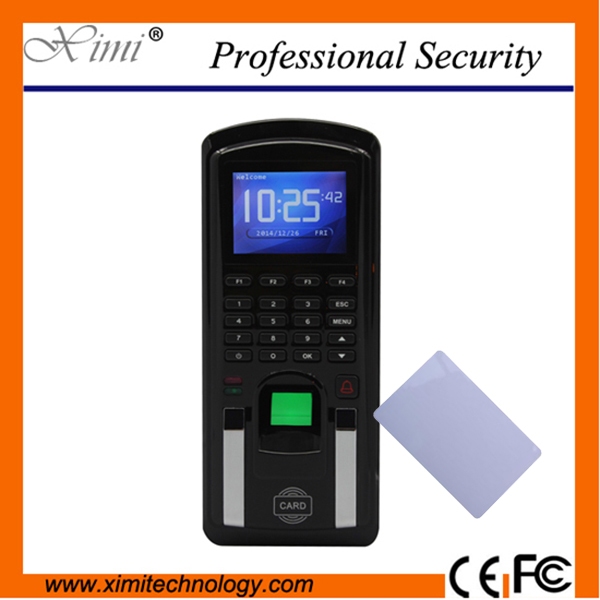 High speed good quality IC card reader fingerprint access control door lock communication with TCP/IP USB MF151