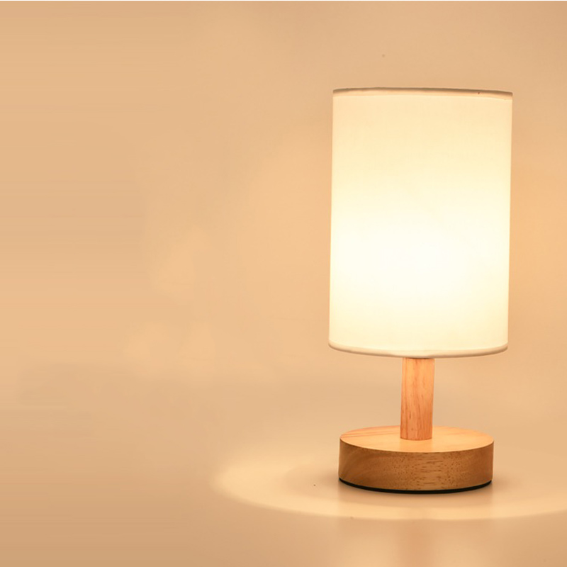 Nordic LED Simple Modern Table Bedside Lamp