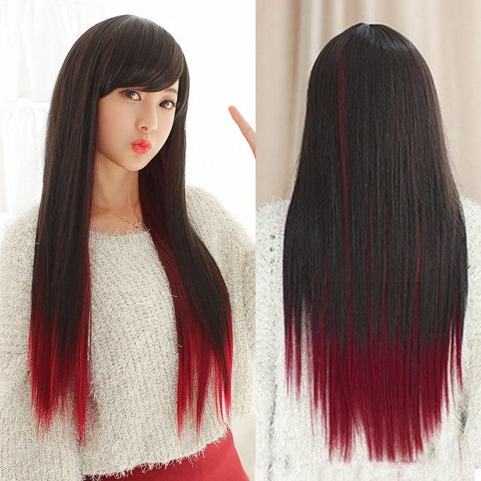 parte superior checo cabello rojo