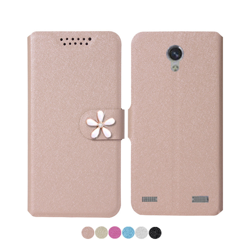 Worldwide delivery zte blade a320 leather case in NaBaRa Online