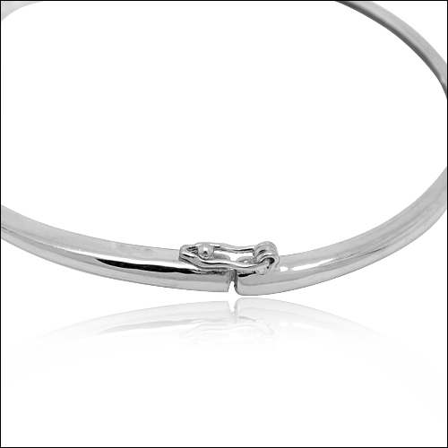 Qi Xuan_ темно-синий камень Bangle_Fashion Bangles_S925 твердый серебряный модный темно-синий камень bangle_производитель прямые продажи