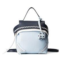 Unstyle мода панелями кисточкой Рюкзаки Симпатичные многоцелевой ткачество Упаковка высокое качество девушки свежий путешествия Сумки BP066