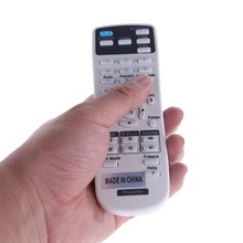 цена на ALLOYSEED Replacement Remote Control For Epson Projector 1599176 EX3220 EX5220 EX5230 EX6220 EX7220 725HD 730HD Home Office Use