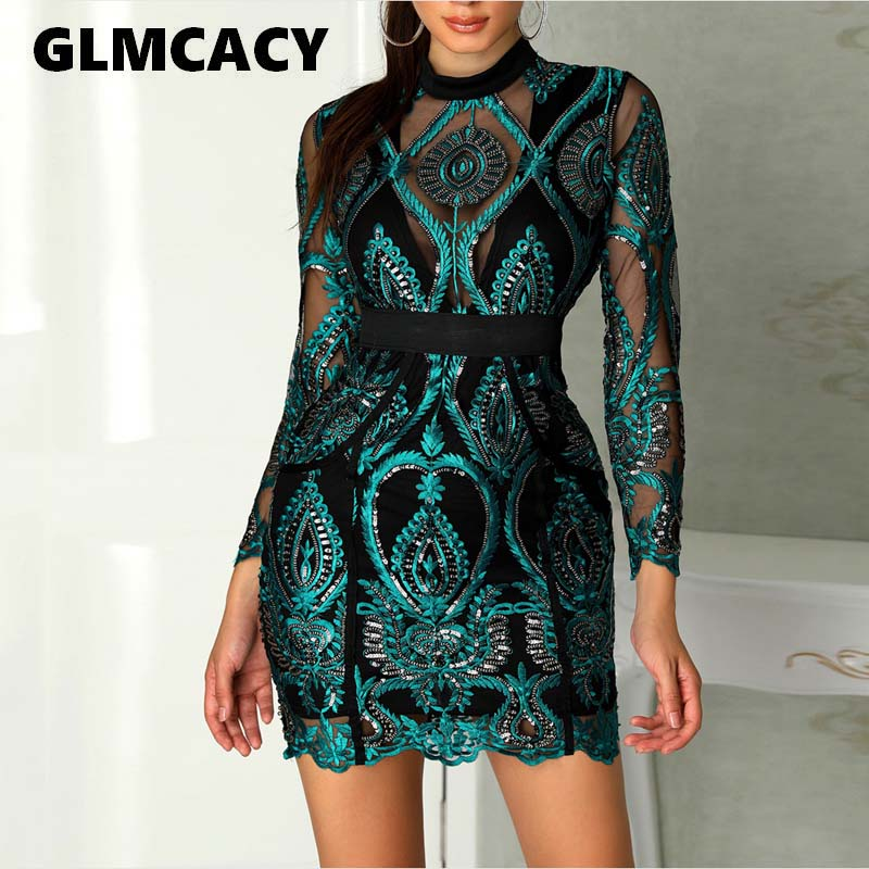 Buy maxi sequin dress long sleeve and get free shipping on AliExpress.com ed5b45de1da1