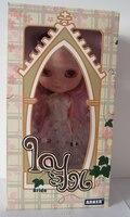 Free Shipping bride ICY 7 DIY Blyth ICY doll birthday gift for girls 4 colour big eyes dolls with beautiful Hair cute toy