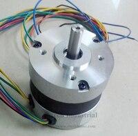 BLDC Motor 24V 3000rpm Brushless DC Motor 69W 28oz in 57mm diameter
