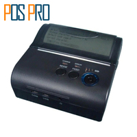 IMP005 POS 80mm Mobile Portable Thermal Receipt Bill Bluetooth Printer Support Computer Apple Android FreeSDK Support