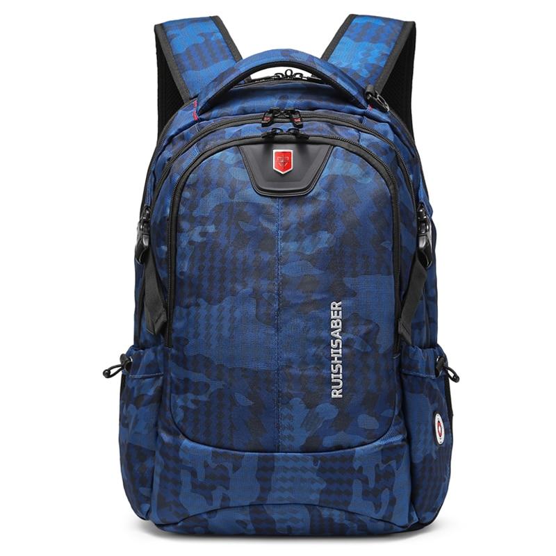 Multifunction USB Charging Men 17inch Laptop Backpacks for Teenager Male Mochila Leisure Waterproof Travel backpack Women