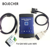 For G-M MDI with SQU Wifi Card Auto Diagnostic Tool Multiple Interface MDI Without Software by DHL Shipping