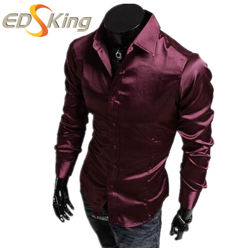 Online Get Cheap Silk Dress Shirts Men -Aliexpress.com  Alibaba Group