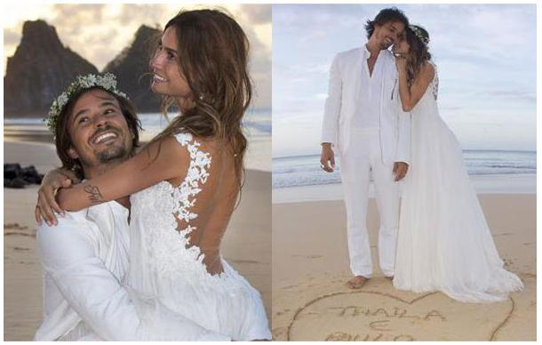 Backless Lace Chiffon Beach Wedding Dresses Empire Waist White Destination Open Back In From Weddings Events On