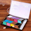 16 Colors Eye Shadow Makeup Palette Cosmetic Makeup Set For Sale