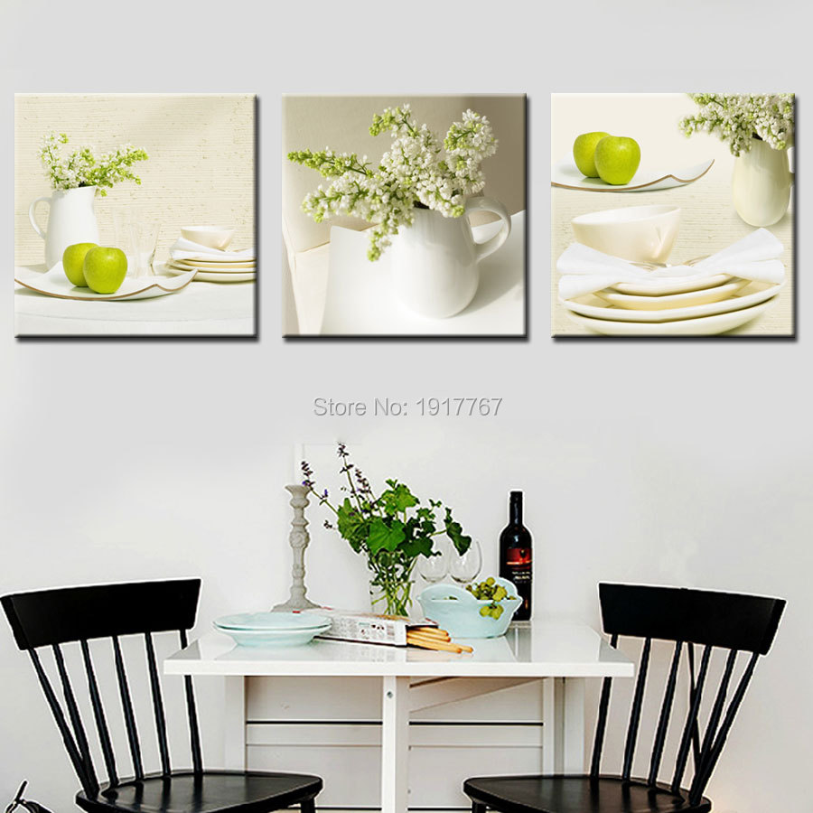 Esszimmer wandbilder for Moderne wandbilder