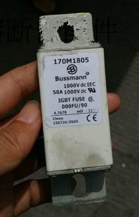 Free shipping 5pcs Fuses: 170M1805 50A 1000VDC aR 170M1806 170M1807 1000 pcs fast blow glass fuses 3 15a 250v 5mm x 20mm