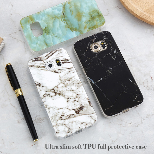 save off 0a84f 23f63 US $4.6 |KISSCASE IMD Painting Marble Phone Case For Samsung Galaxy Note 8  S7 S6 Edge S8 Plus Soft TPU Back Cover For Samsung S6 Shell -in Fitted ...