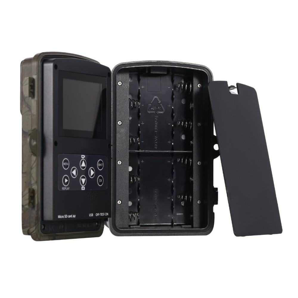 16MP 1080P Hunting Trail Camera 14