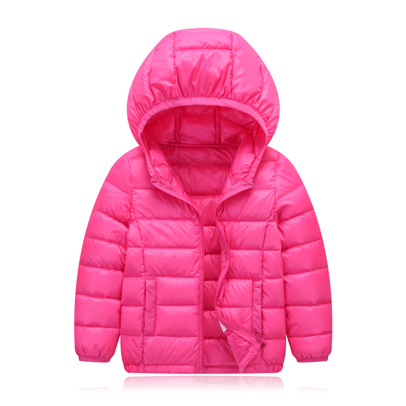 цена на BibiCola baby boys girls winter jackets kids duck down coat new fashion children parka outerwear hoodies jacket