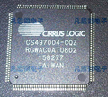 1 unids CS497004-CQZ CS497004 QFP nuevo y original electrónica kit in común ic