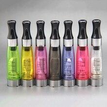 CE4 Atomizer CE4 Ecigarette Clearomizer eGo-T / K / W 용 EVOD 시리즈 배터리 510 스레드 8 색 무료 배송