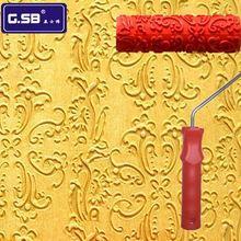 """Резиновый валик DIY """" сетка «сделай сам» рисунок краска ролик для украшения стен краски инструменты № 001"""
