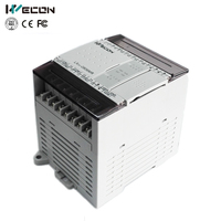 Wecon 14 I/O best and cheap plc with free programming sofware