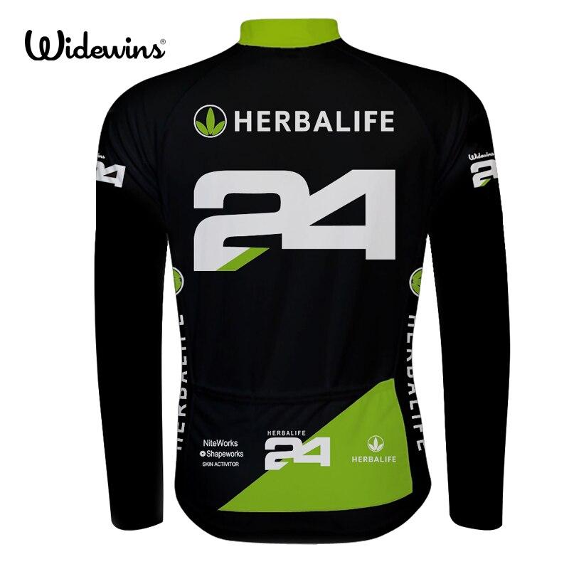 HERBALIFE 24 Հեծանվավազք Jerseys Ropa Ciclismo - Հեծանվավազք - Լուսանկար 5