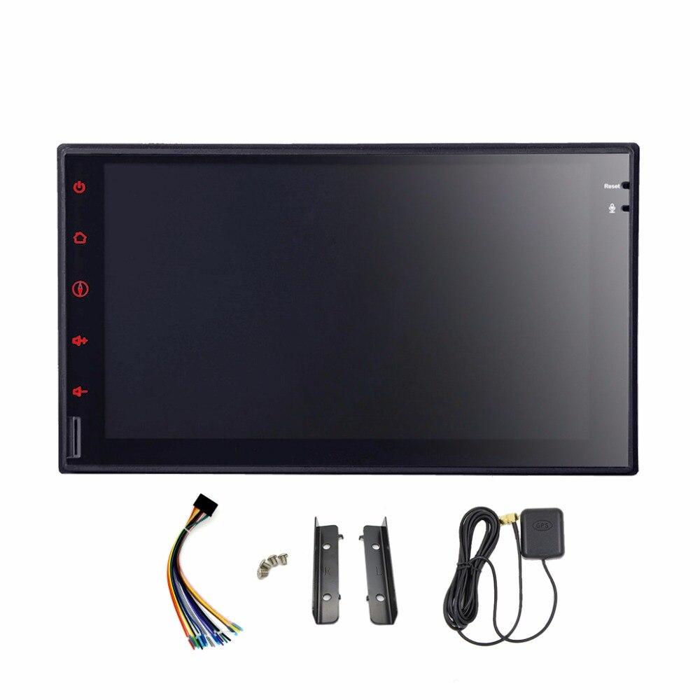 Pour Peugeot 307 écran tactile Android 8.01 lecteur dvd de voiture gps Bluetooth FM